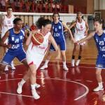 Andreea Orosz,   căpitanul echipei CSM Satu Mare,   este încrezătoare înaintea dificilului meci cu CSU Brașov