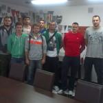 """Noua echipă de baschet masculin """"U"""" Cluj a obținut primul succes oficial (81-77) cu Gaz Metan Mediaș"""