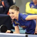 Tenis de masă/ Bernadette Szocs califică România în finală la europene