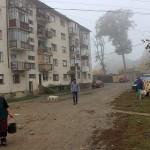 Locatarii trăiesc fără canalizare de 18 ani / Fotoreporter: Vasile Mihovici