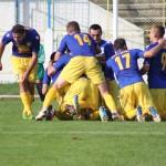 3 victorii,   4 egaluri și o înfrângere au contabilzat jucătorii Olimpiei după opt etape scurse în Liga a 2-a,   seria a II-a