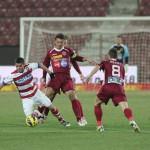 CFR Cluuj întâlnește Oțelul Galați,   luni,   de la ora 20.30,   în Liga I de fotbal / Foto Dan Bodea