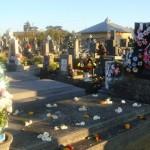 Au inceput pregatirile pentru Ziua Mortilor