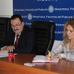 Directorul executiv al DGFP Satu Mare a prezentat bilanţul primele nouă luni ale anului 2013