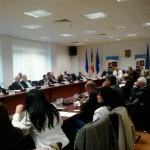 Inaugurarea pistei,   prilej de nou scandal în Consiliul Județean