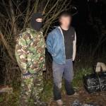 Ucraineanul este cercetat pentru  contrabandă şi trecere ilegală a frontierei de stat