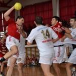 CSM Satu Mare s-a impus cu 30-21 în faţa Academiei Baia Mare,   într-un meci care a contat pentru Etapa a IV-a a Diviziei A seria B