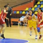 CSM Satu Mare a câştigat la pas întâlnirea cu SCM Craiova
