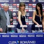 La tragerea la sorți di optimile Cupei României la fotbal toate privirile vor fi ațintite pe Ripensia Timișoara
