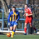 Dan Gavrilescu (la minge) promite o revenire în forţă
