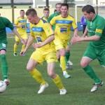 """Daniel Feier (foto-la minge) atacantul de la care se aşteaptă un gol în poarta """"CraiOlguţei"""""""
