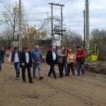 Locuitorii din zonă se tem că strada va rămâne desfundată până la anul viitor