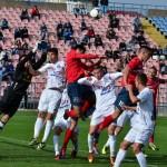 În urma victoriei de sâmbătă FC Bihor ocupă locul 8, în clasemntul seriei a 2-a. Foto/ FC Bihor.ro