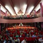 Festivalul se desfăşoară simultan în şapte oraşe din Transilvania / Sursa filmtett.ro