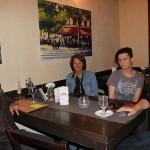 Alexandrina Nistor (foto dreapta) este femeia care a vrut să o adopte pe Vivien