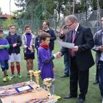 Participanţii au fost răsplătiţi cu diplome,   medalii,   cupe şi dulciuri