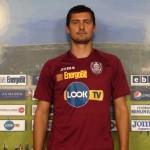 Gabriel Tamaş va evolua cel puţin până la sfârşitul campionatului la CFR Cluj / sursa foto cfr1907.ro
