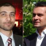 Gabriel Zetea şi Cătălin Cherecheş / Sursa foto: ziarmm.ro