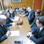 Delegaţia din Italia a venit miercuri în Maramureş