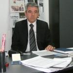 Ioan Drăgan,   președintele Sindicatului Învățământului Preuniversitar Satu Mare FOTO: satmareanul.net