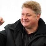 Administratorul special al Universităţii Cluj,   Ioan Mărginean,   exultă. A obţinut strămutarea procesului insolvenţei la Botoşani