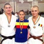 Andrei Guşă a concurat la categoria 73 kg