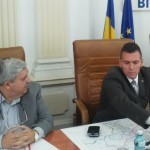 Presedintii Consiliilor Judetene din N-V s-au intalnit la Oradea Foto-Informatia de Bihor