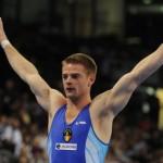 Bistrițeanul Marius Berbecar este singurul gimnast român calificat în finalele pe aparate de la mondialele din Belgia