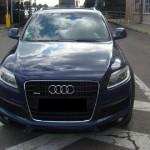 Poliţiştii au confiscat 4 maşini. Sursa foto: ITPF Iaşi