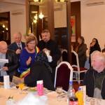 """Primarul Aurelia Fedorca a felicitat cele 25 de cupluri care au aniversat """"Nunta de aur"""""""
