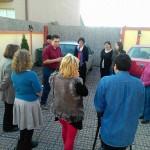"""Acţiunea este parte a proiectului  """"Pod cultural transfrontalier pentru incluziune socială"""""""