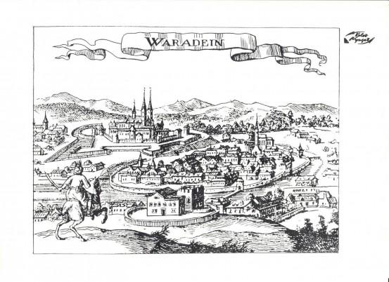 Oradea în 1686