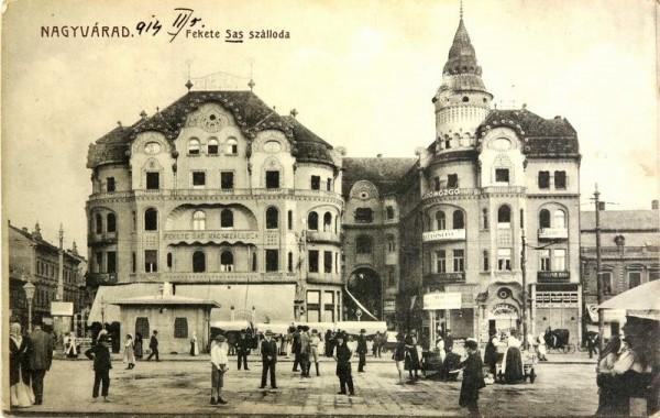 Oradea la începutul secolului trecut