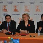 Conducerea PDL Satu Mare a susținut astăzi o conferință de presă