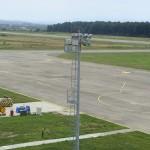 Pista Aeroportului din Baia Mare