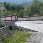 Obiectivul este situat în oraşul Ulmeni,   în punctul e intersecţie a drumului judeţean 182B cu râul Someş