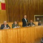 Şedinţa a avut loc luni,   în Baia Mare