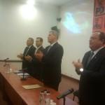 Predoiu şi Falcă au venit marţi în Maramureş
