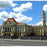 Clădirea Primăriei Oradea / Sursa foto: politicalocala.ro