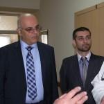 Oficialii români au fost invitaţi să vadă viitoarea unitate de primire a urgenţelor de la Spitalul Municipal din Ivano-Frankivsk