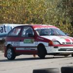 Automobilism / Adrenalină şi cai putere în penultima etapă din Campionatul Rally Sprint