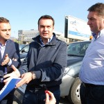 Primarul Cătălin Cherecheş a refuzat recepţia utilajelor de deszăpezire