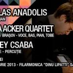 """Concertul va avea loc pe 30 octombrie,   ora 19.00,   la Filarmonica de Stat """"Dinu Lipatti"""""""