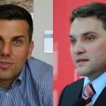 Călin Roman şi Dan Şova