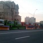 Primarul Cherecheş a refuzat şi vineri să facă recepţia