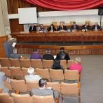 Situaţia profesorilor a fost prezentată prefectului Eugeniu Avram