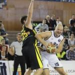 Mihai Silvășan a fost unul dintre cei mai buni oameni ai Clujului din partida cu Timba/ Foto: Dan Bodea