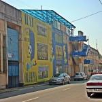Pe lista clădirilor cu risc de prăbuşire în caz de cutremur se află şi stadionul Olimpia