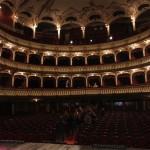 La Teatrul Național Cluj scaunele stau să se prăbușească,   lucru sesizat și de Emil Boc,   care este decis să ia măsuri în acest sens (Foto: Dan Bodea)