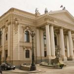 Teatrului de stat 'Regina Maria' din Oradea / sursa foto: novanews.ro